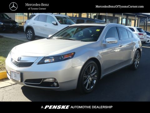 Pre-Owned 2014 Acura TL 4dr Sedan Automatic 2WD Special Edition