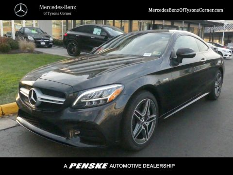 New 2019 Mercedes-Benz C-Class AMG® C 43 4MATIC® Coupe