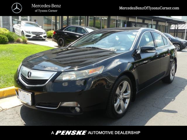 Pre-Owned 2012 Acura TL 4dr Sedan Automatic 2WD Advance
