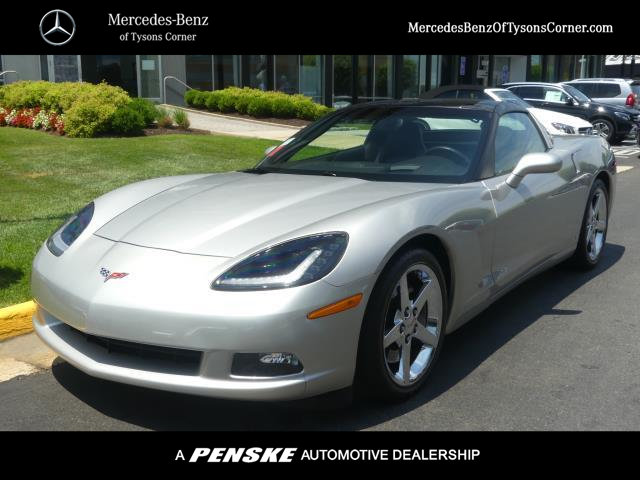 Pre-Owned 2008 Chevrolet Corvette 2dr Coupe