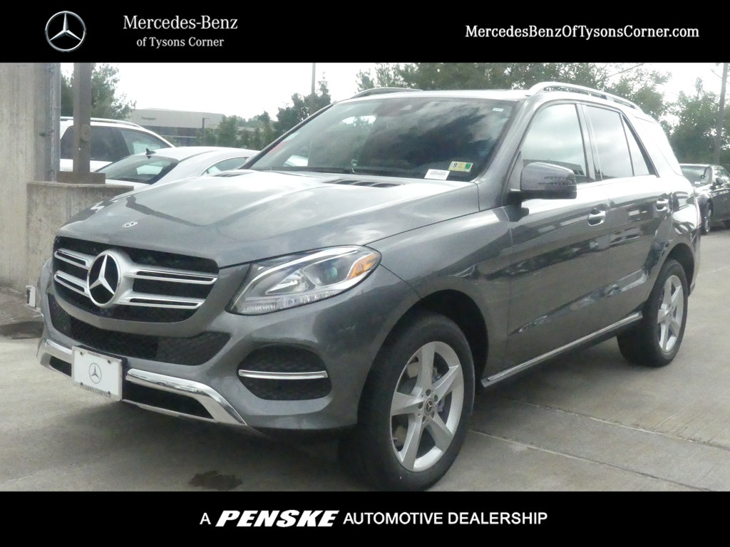 Nice New 2018 Mercedes Benz GLE GLE 350