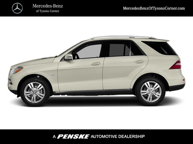 Pre-Owned 2013 Mercedes-Benz M-Class 4MATIC® 4dr ML 350