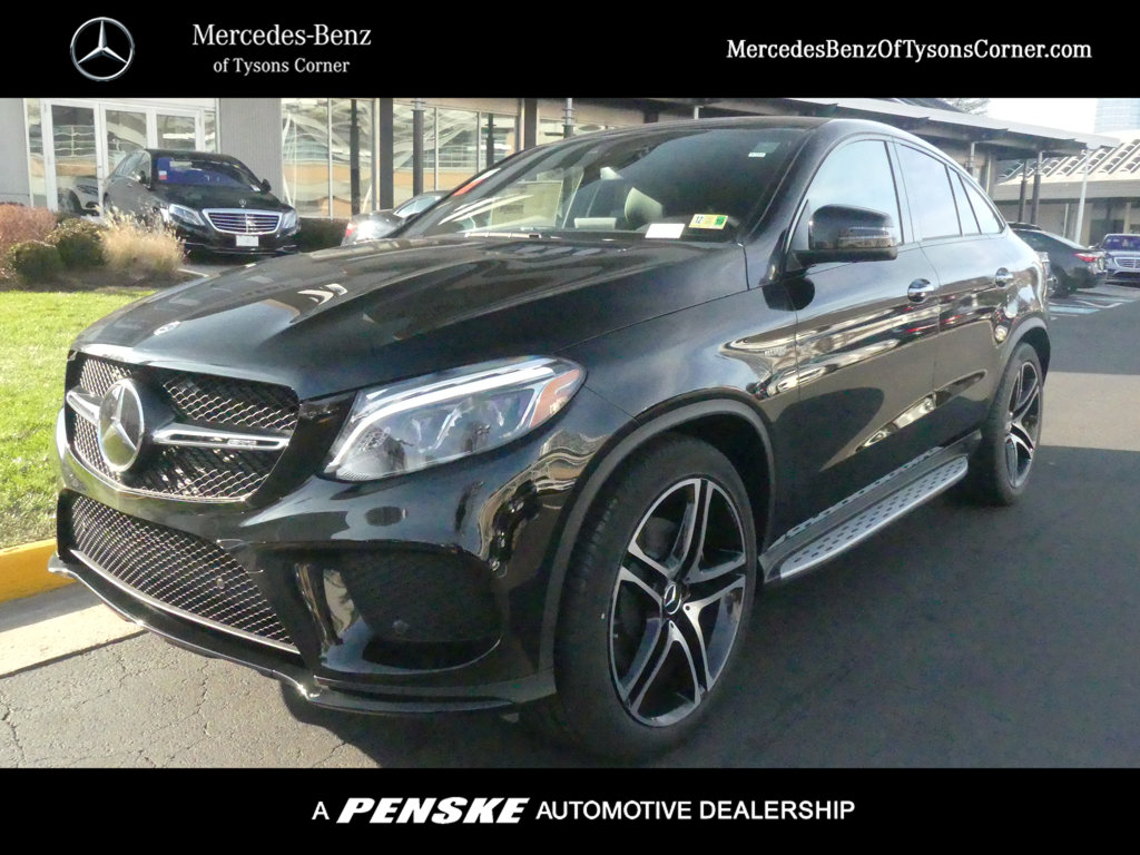 New 2019 Mercedes Benz Gle Amg Gle 43 Coupe Coupe In Vienna