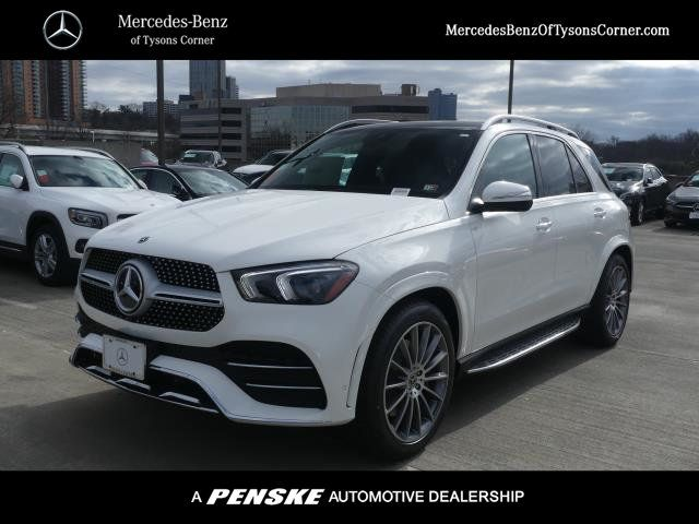 New 2020 Mercedes-Benz GLE GLE 580 4MATIC® SUV