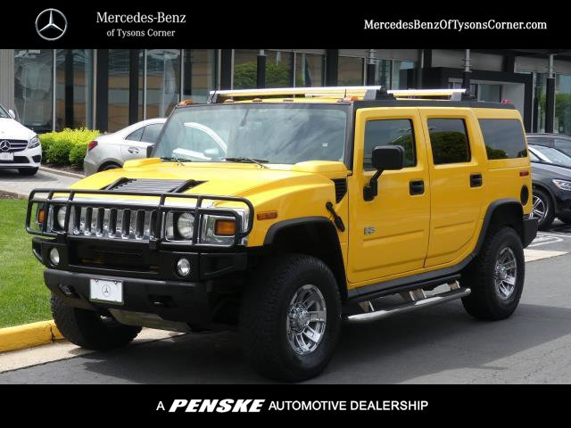 Pre-Owned 2003 HUMMER H2 4dr Wagon