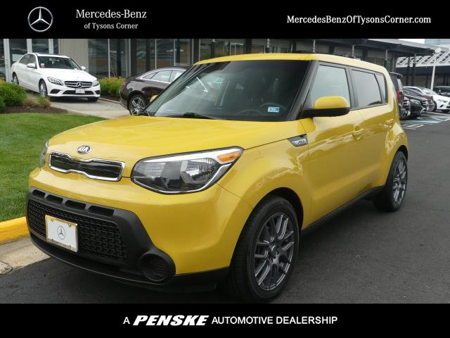 Pre-Owned 2015 Kia Soul 5dr Wagon Automatic +