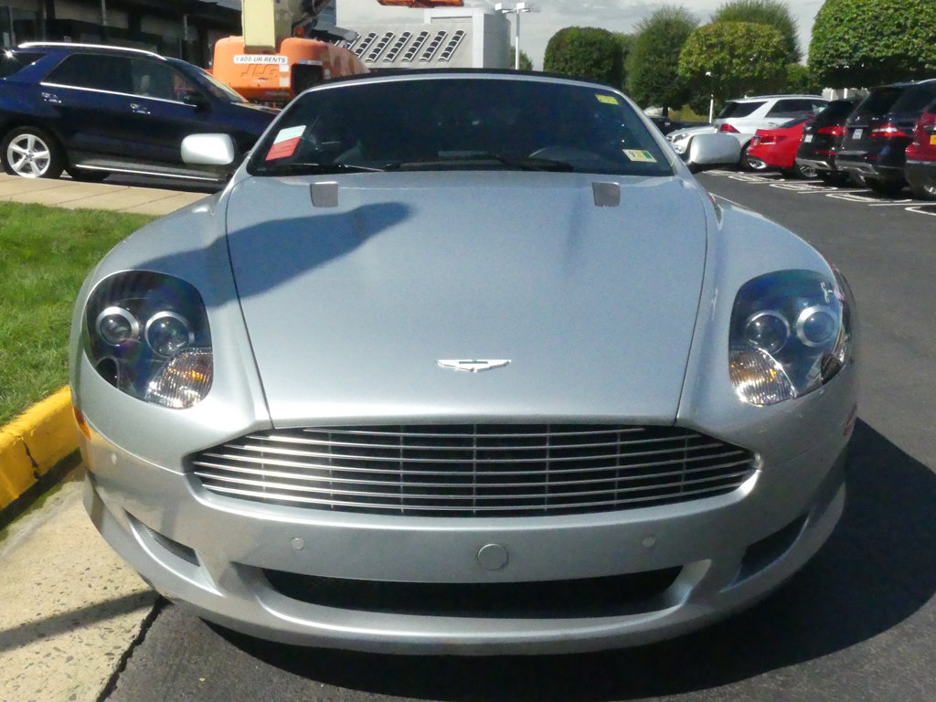 PreOwned Aston Martin DB Dr Volante Automatic Convertible In - Aston martin db9 pre owned