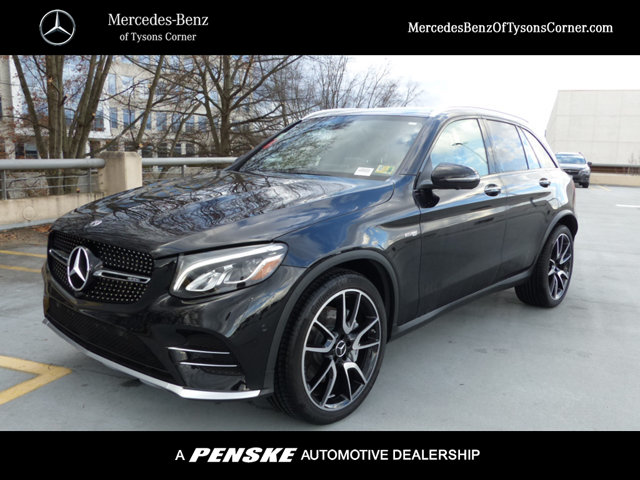 Mercedes Benz Suvs >> New 2019 Mercedes Benz Glc Amg Glc 43 Suv Suv In Vienna 19m0456