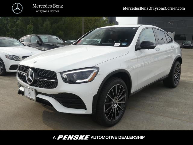 New 2020 Mercedes Benz Glc 300 4matic Coupe Awd 4matic