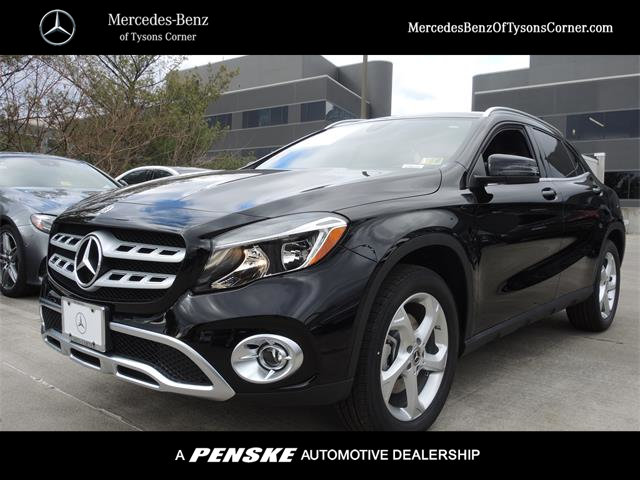 New 2018 mercedes benz gla gla 250 4matic suv suv in for Mercedes benz tysons corner