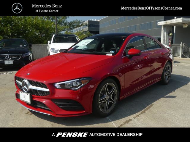 New Mercedes Benz >> New 2020 Mercedes Benz Cla 250 Awd 4matic
