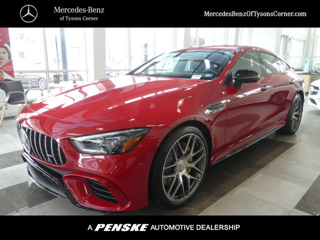 New 2019 Mercedes-Benz AMG® GT 63 4MATIC® AWD 4MATIC®