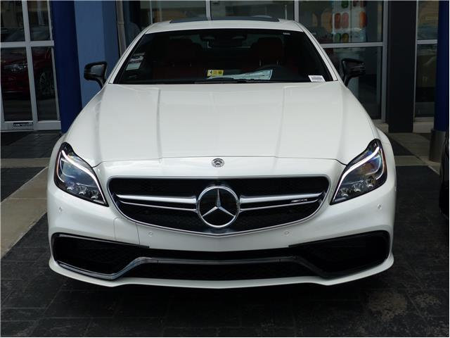 New 2017 mercedes benz cls cls 63s amg coupe coupe in for Mercedes benz of tyson corner