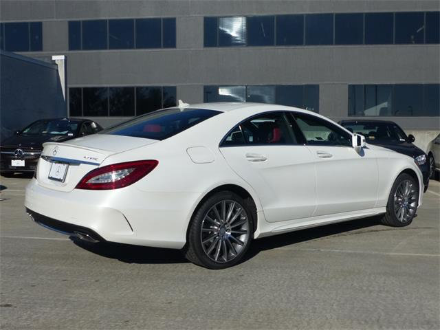New 2017 mercedes benz cls cls 550 coupe in vienna for 2017 mercedes benz cls class msrp
