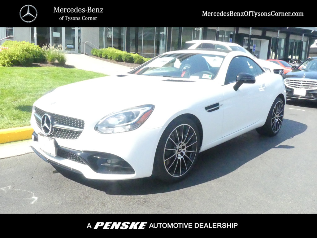 Superior New 2019 Mercedes Benz SLC SLC 300 Roadster