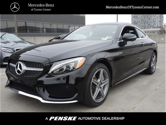 New 2018 Mercedes Benz C Class C 300 4matic 174 Coupe Coupe