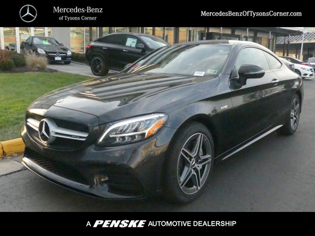 New 2019 Mercedes Benz C Class Amg C 43 Coupe Awd 4matic