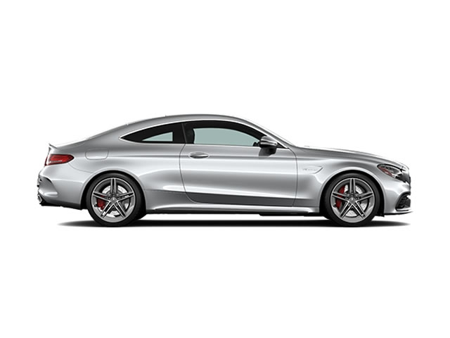 New 2019 Mercedes-Benz C-Class AMG® C 63 S Coupe Rear Wheel Drive Coupe