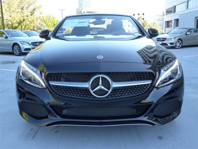 New 2018 mercedes benz c class c 300 4matic cabriolet for Mercedes benz tyson corner