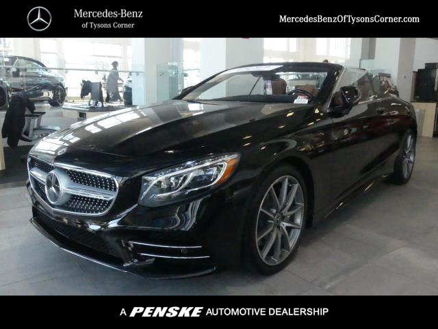 New 2020 Mercedes-Benz S-Class S 560 Cabriolet