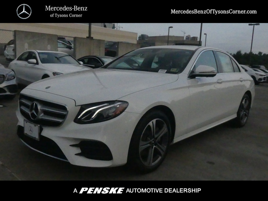 Mercedes Vienna Mercedes Benz Of Tysons Corner Mercedes Benz U003eu003e New 2019 Mercedes  Benz E