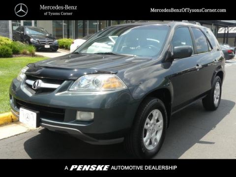 Pre-Owned 2005 Acura MDX 4dr SUV Automatic Touring RES w/Navi