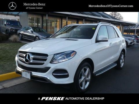 Pre-Owned 2017 Mercedes-Benz GLE GLE 350 4MATIC® SUV