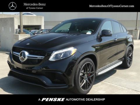 New 2019 Mercedes-Benz GLE AMG® GLE 63 S Coupe