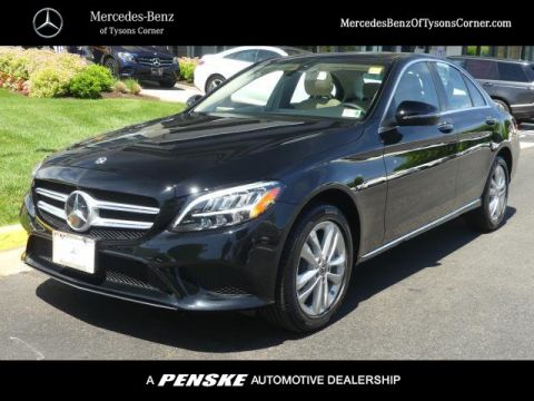 Pre-Owned 2019 Mercedes-Benz C-Class C 300