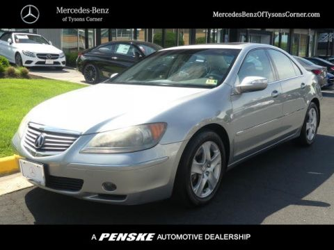Pre-Owned 2008 Acura RL 3.5