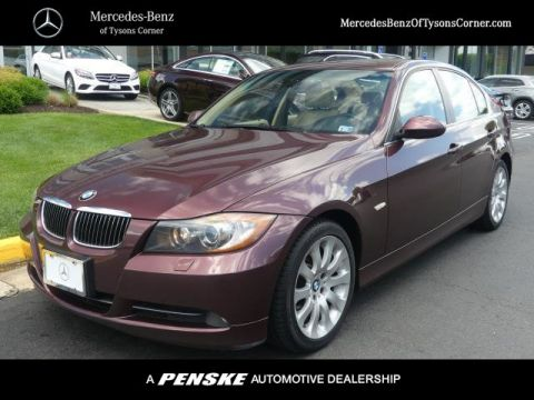 Pre-Owned 2006 BMW 3 Series 330xi
