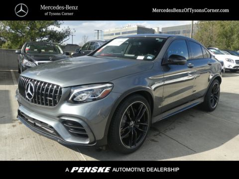 New 2019 Mercedes-Benz GLC AMG® GLC 63 Coupe