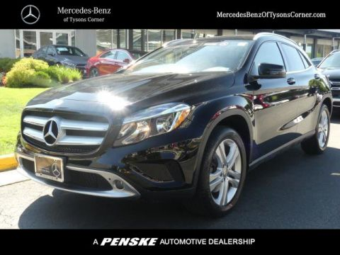 Used Mercedes-Benz SUV for Sale in Vienna | Mercedes-Benz of Tysons