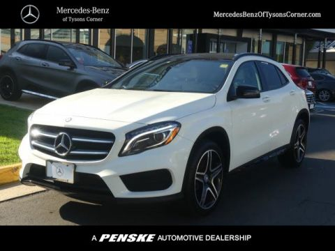 Pre-Owned 2017 Mercedes-Benz GLA GLA 250 Sport