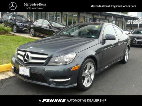 119 Used Cars for Sale | Vienna Mclean | Mercedes-Benz of Tysons Corner
