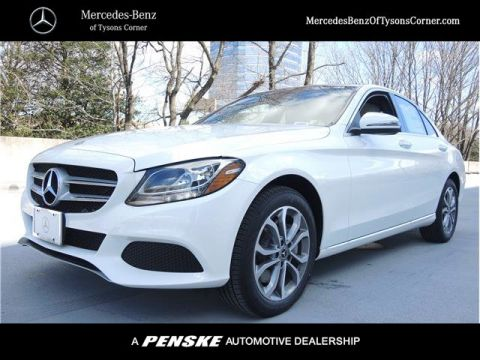108 new cars suvs in stock mclean mercedes benz of for Mercedes benz tysons corner