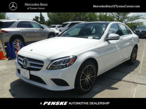 28 New Mercedes-Benz C-Class Sedan | Mercedes-Benz of Tysons Corner