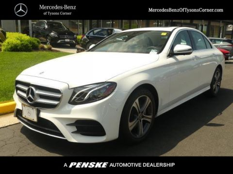 Pre-Owned 2019 Mercedes-Benz E-Class E 300 Sport